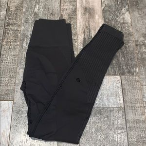 Lululemon Athletica super tight top control pants